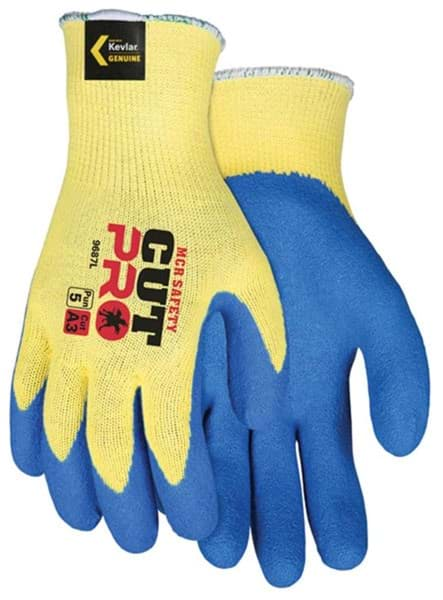 Picture of Glove Kevlar Knit w/ Palm Latex – XL