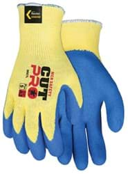 Picture of Glove Kevlar Knit w/ Palm Latex – L