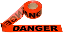 Picture of Barricade Tape Danger – 1000'x3""