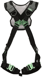 Picture of V-FLEX Harness, Standard, Back D-Ring, Quick Connect Leg Straps