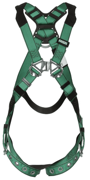Picture of V-FORM Harness, Standard, Back D-Ring, Tongue Buckle Leg Straps