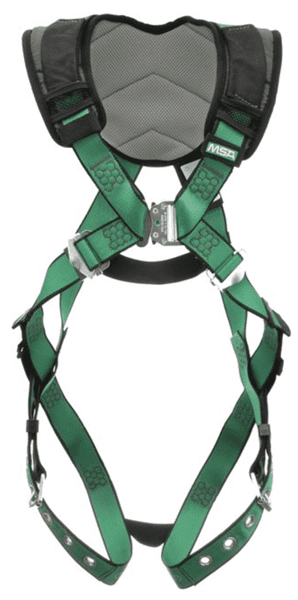 Picture of V-FORM PLUS Harness, Extra Large, Back D-Ring, Tongue Buckle Leg Straps
