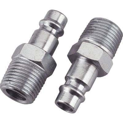 "Picture of Pneumatic Connector Male w/ NPT 1/4"" – 3/8"""