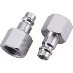 "Picture of Pneumatic Connector Female w/ NPT 1/4"" - 3/8"""