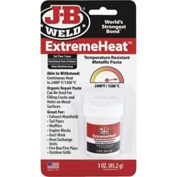 Picture of J-B Weld ExtremeHeat Metal Filler