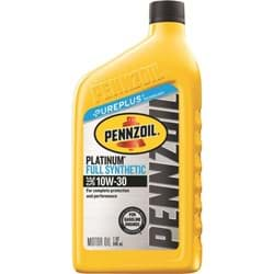 Picture of Pennzoil Synthetic Motor Oil - 10W-30