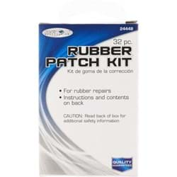 Picture of Master Tire Repair Deluxe Rubber Patch Kit