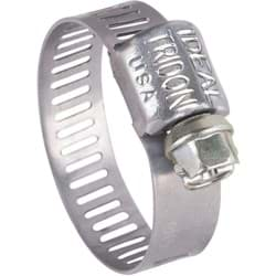 "Picture of Ideal All Stainless Micro-Gear Hose Clamp - 5/16""-5/8"""
