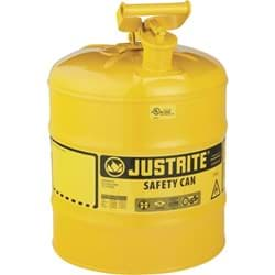 Picture of Justrite Type I Safety Fuel Can