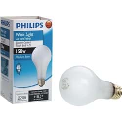 Picture of Philips A21 Incandescent Rough Service Light Bulb