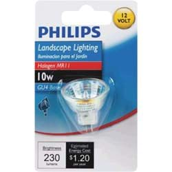 Picture of Philips MR11 Halogen Floodlight Light Bulb