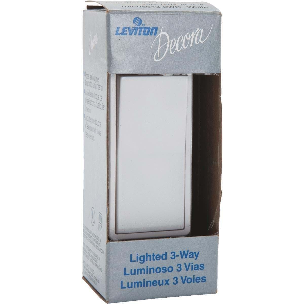 Ropesoapndope  Leviton Illuminated 3
