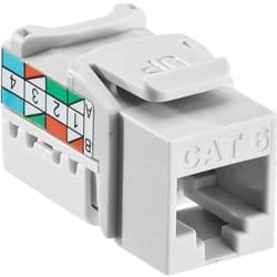 Picture of Cat-6 Connector Jack