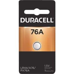 Picture of Duracell 76A Alkaline Battery