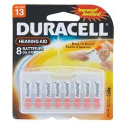 Picture of Duracell EasyTab Hearing Aid Battery