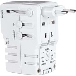 Picture of Travel Smart All-In-One Foreign Plug Adapter Combination Unit