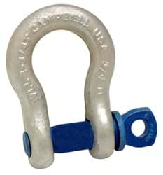 Picture of Shackle Screw Pin Cooper Campbell – 1/4""