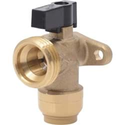 "Picture of Sharkbite Washing Machine Valve - 1/2"" SB x 3/4"" MHT"