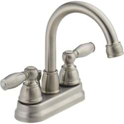 Picture of Peerless 2-Handle 4 In. Centerset Bathroom Faucet With Pop-Up