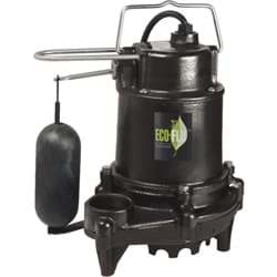 Picture of ECO-FLO High Efficiency Cast-Iron Submersible Sump Pump