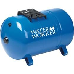 Picture of Water Worker Horizontal Pre-Charged Well Pressure Tank - 14 Gal.
