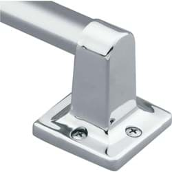 Picture of Moen Home Care Exposed Screw Grab Bar, Chrome - 24""