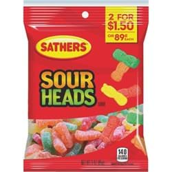 Picture of Sathers 2/$1.50 Bagged Candy
