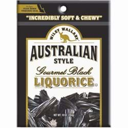 Picture of Wiley Wallaby Australian Style Liquorice