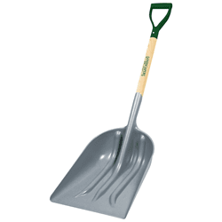 Picture of Shovel Scoop Poly w/ Handle Wood