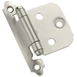 Picture of Amerock Self-Closing Face Mount Overlay Hinge