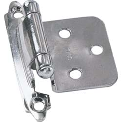 Picture of Laurey Self-Closing Overlay Hinge With Wood Screws