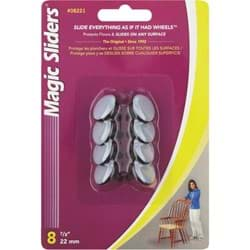 Picture of Magic Sliders Round Nail-On Furniture Glide