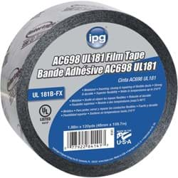 "Picture of Intertape HVAC Film Foil Tape - 2"" x 120yd"