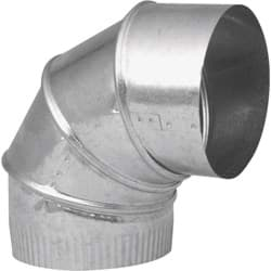 Picture of 26 Gauge Galvanized Adjustable Elbow - 7""