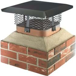 Picture of Shelter Adjustable Single Flue Chimney Cap