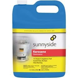 Picture of Sunnyside K1 Kerosene - 2-1/2 Gallon