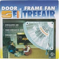 Picture of Suncourt Door Frame Fan - White