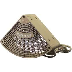 Picture of Suncourt Door Frame Fan - Brown