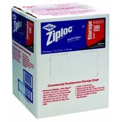 Picture of Ziploc Bags 1qrt. – 500ct.