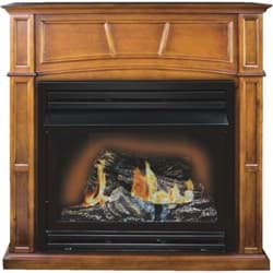 Picture of KozyWorld The Savannah Vent-Free Gas Fireplace