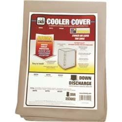 "Picture of Dial Evaporative Cooler Cover - 34"" x 34"" x 36"""