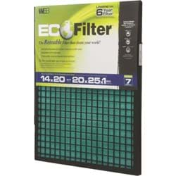 "Picture of Web EcoFilter Air Conditioner & Furnace Filter - 20""x25""x1"""