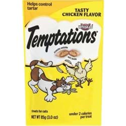 Picture of Whiskas Temptations Cat Treat - Chicken