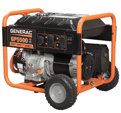 Picture of Generator Portable Generac - 5500w