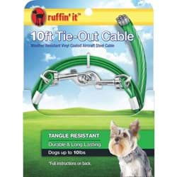 Picture of Westminster Pet Ruffin' it Dog Tie-Out Cable