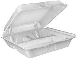 Picture of Tray w/ Lid Foam Compartment – 200ct.