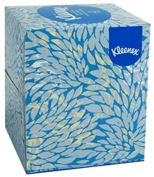 Picture of Kleenex Facial Tissue w/ Box Cube