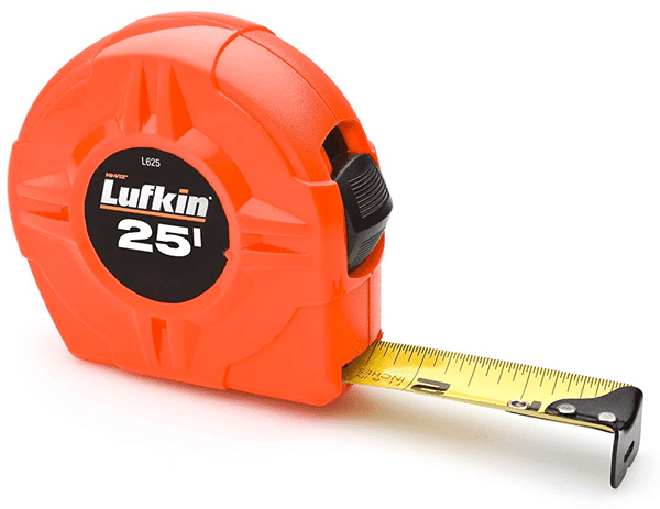 Picture of Tape Measure Case Plastic Hi-Viz Lufkin – 25'