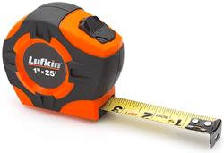 Picture of Tape Measure Engineer Case Plastic Hi-Viz Lufkin - 25'