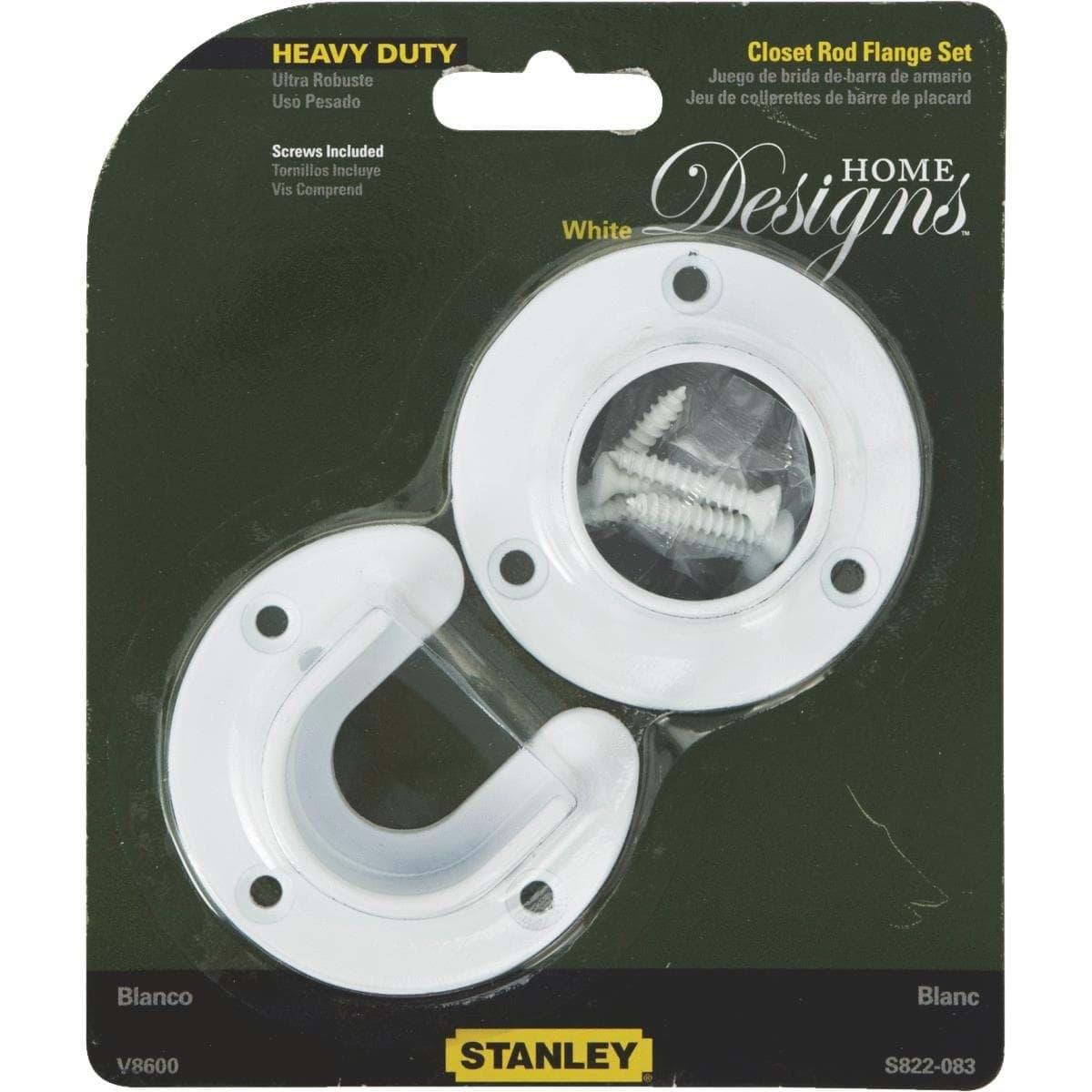 Ropesoapndope Stanley Home Designs Closet Rod Socket